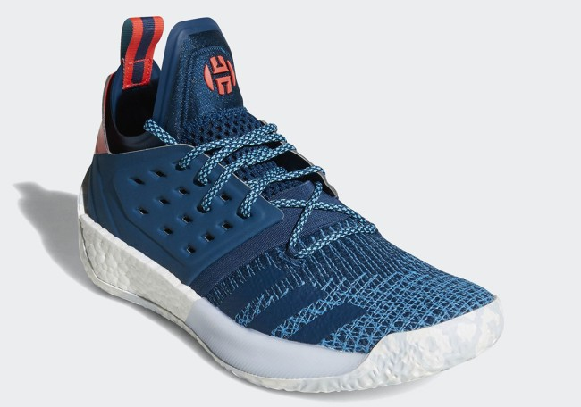 adidas Harden Vol 2 blue red