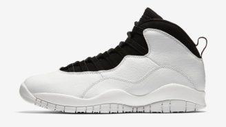 Nike Releases Air Jordan 10 'I'm Back' Edition To Commemorate His Airness Returning To The NBA