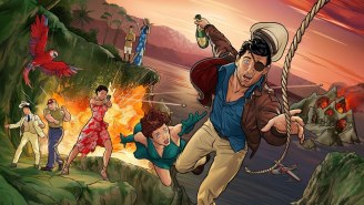 'Archer' Season 9 Trailer Released! Get Ready To Go To Danger Island!