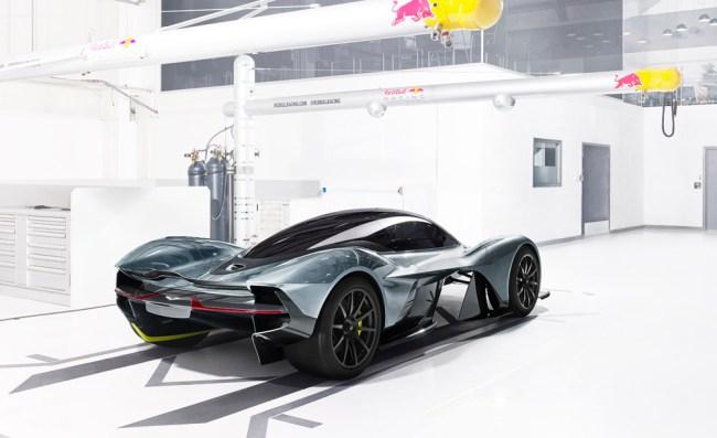 Aston Martin Valkyrie AMR Pro Hypercar