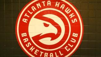 Darren Rovell Got His Ankles Broken By AND1 Mixtape Streetball Legend Hot Sauce At An Atlanta Hawks Game