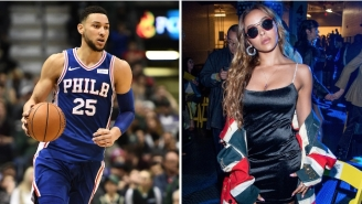 Ben Simmons Reportedly Believes Ex-Girlfriend Tinashe Is Stalking Him