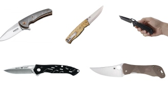 5 Of The Most Badass Knives Debuted At The IWA Outdoor Classics Trade Show In Germany