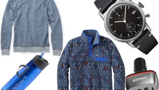 Pullovers, Timepieces, And More Of Today's Best Deals – 3/2/2018