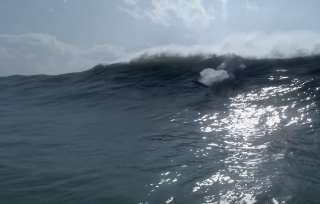 nazare big wave surfing