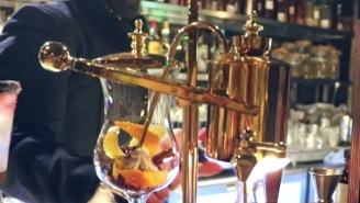 This World War II Themed Bar In London Serves A $140 Cocktail That Takes 30-40 Minutes To Make