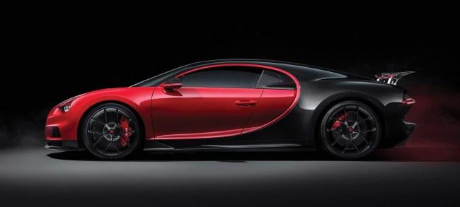 Bugatti Chiron Sport geneva motor show specs