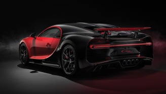 Bugatti's New $3.3M, 1500HP Chiron Sport Is One Of The Most Beautiful, Beastly Hypercars Ever
