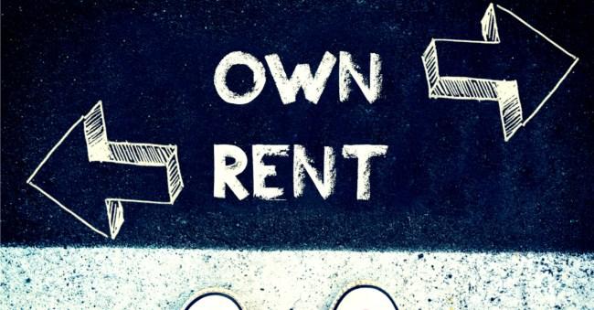 Buying A Home Vs Renting Metropolitan Areas