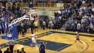 POTY Contender: High School Basketball Team Wins Championship On Miracle 3/4 Court Buzzer Beater