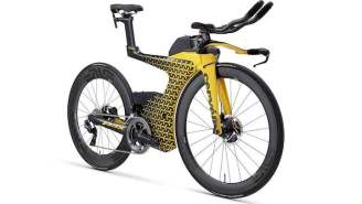 Lamborghini Teams Up With Cervelo To Create This VERY Limited $20,000 Triathlon Bike