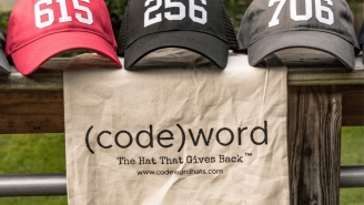 (code)word Hats Rep' Your City And Support Your Local Children's Hospital
