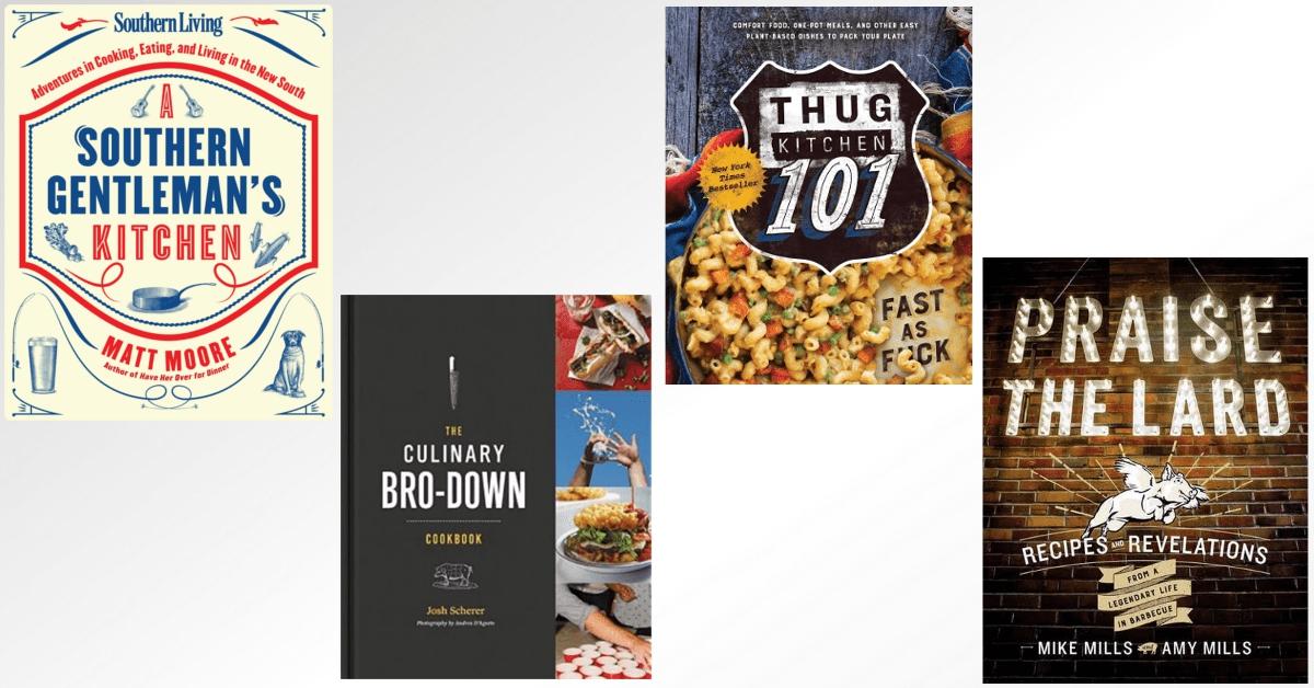 cookbooks for guys