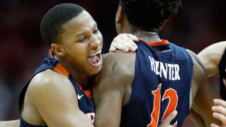 A Fan Donated $5,000 To UVA After Saying He Would If They Managed To Pull Off An Improbable Comeback Against Louisville