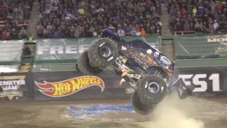 Here Are The Coolest Things We Saw At This Weekend's 2018 Monster Jam World Finals