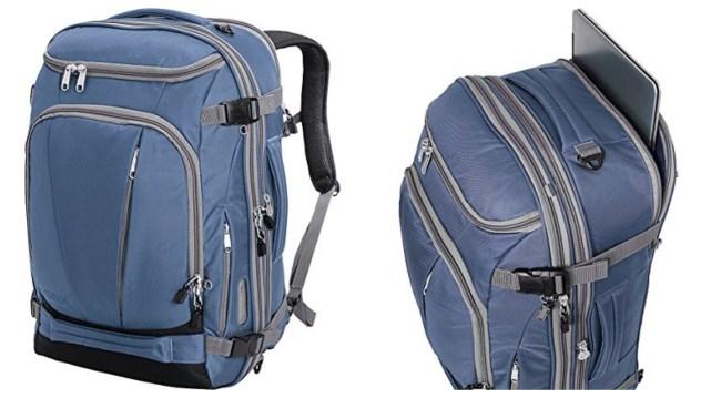 eBags TLS Mother Lode Weekender Convertible BackpackeBags TLS Mother Lode Weekender Convertible Backpack
