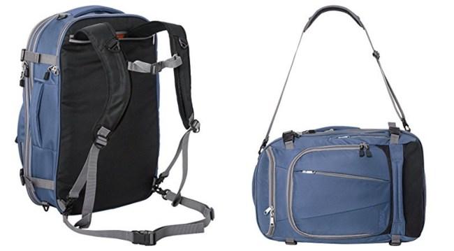 eBags TLS Mother Lode Weekender Convertible Backpack