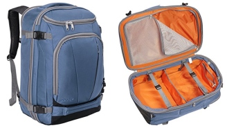The TLS Mother Lode Weekender Is A Convertible Backpack That Doubles As A Perfect Travel Bag (Save 20%)