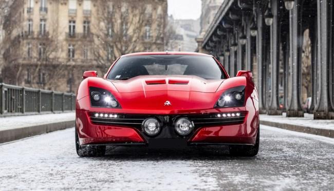 Equus Throwback Corvette Pics Specs