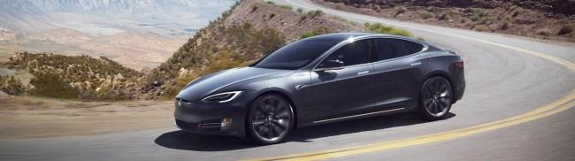 Fastest Bulletproof Car In The World Tesla Model S