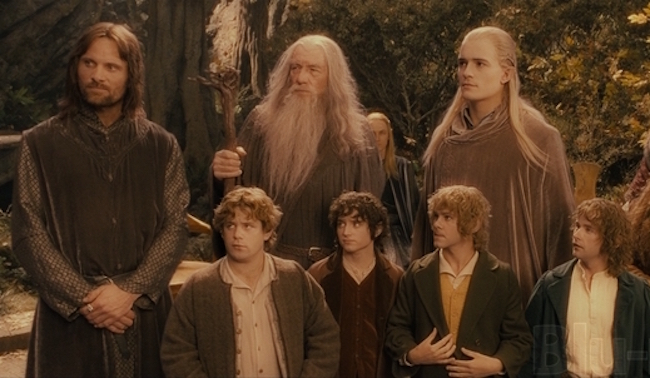 fellowship of the ring group