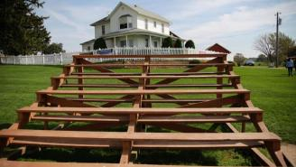Book A Stay At The 'Field Of Dreams' Home And Live Out Your Ultimate Baseball Fantasy