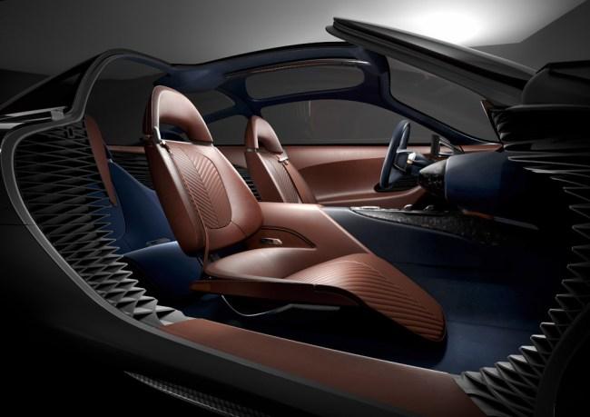 Genesis Essentia Concept NY Auto Show