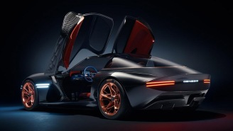 This Genesis Essentia Concept Car Just Unveiled At The NY Auto Show Needs To Be Available Right Now