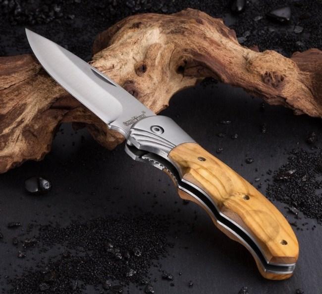 Gentleman's Folding Pocket Knife