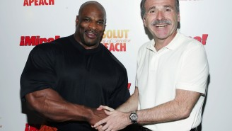 New Documentary Of 8 Time Mr. Olympia Ronnie Coleman Is Both Heartbreaking And Inspiring