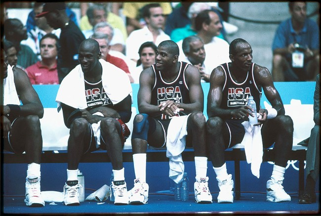 Michael Jordan Dream Team