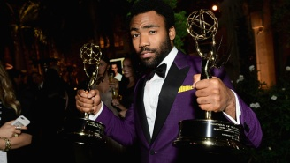 Donald Glover Buys 113 Boxes Of Cookies From Girl Scout Who Sang 'Redbone'