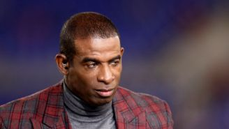 Deion Sanders Offers A Reward To Anybody Who Can Track Down His Stolen Boombox