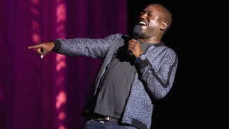 Hannibal Buress' Mic Was Cut At Loyola-Chicago After Making A Joke About The Catholic Church