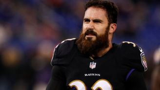Ravens Safety Eric Weddle Is Not Happy About Sam Bradford's $20 Million Contract