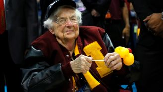 Sister Jean Said God Loves College Basketball More Than The NBA Because Players Don't Get Paid And Now The Internet Has Had Enough Of Sister Jean