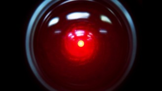 Replica Of HAL 9000 From '2001: A Space Odyssey' Uses Alexa, Hopefully Won't Try To Kill You
