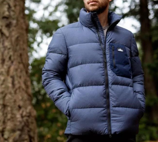 hanlon jacket by penfield