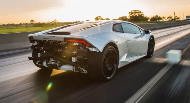 Hennessey Lamborghini Huracan HPE1000 Twin Turbo