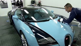 Here's How The $1.7 Million Bugatti Veyron Gets Made From Start To Finish