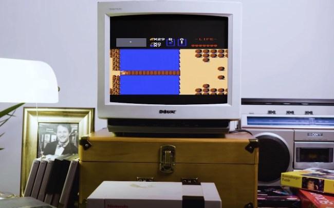 Howard Phillips Nintendo Gaming Master 1980s