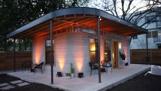 These 3D-Printed Houses Of The Future Could Cost Less Than $4,000 And Be Built In 24 Hours