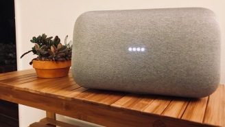 GEAR REVIEW: The Google Max Is The Best Sounding Smart Speaker In The Game