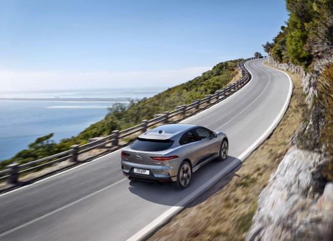 jaguar I-Pace SUV electric