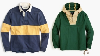 J.Crew's Heritage Collection Is A Re-Release Of Popular 80s Garments That Put The Brand On The Map