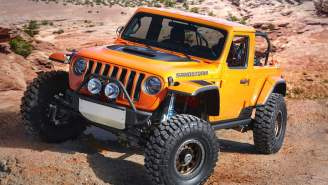 Jeep Debuts 7 New Cool Concept Vehicles For 52nd Annual Moab Easter Jeep Safari