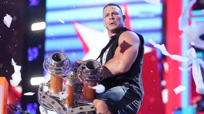 John Cena Duke Nukem Movie