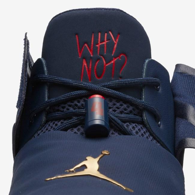 Jordan Why Not Zer0 Westbrook KB3 Khelcey Barrs