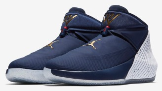 Jordan Brand Released A Special Why Not Zer0.1 To Honor Russell Westbrook's Late Friend Khelcey Barrs