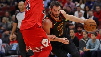 Kevin Love Opened Up About Mental Health Issues That Caused Him To Be Accused Of Faking The Flu